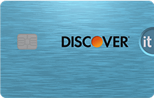 Discover IT Credit Card Image